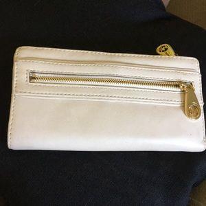 Michael Korda leather wallet